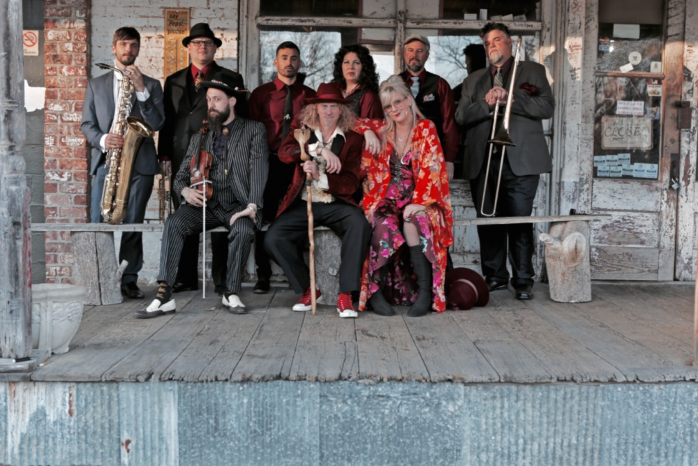 The Squirrel Nut Zippers _ Artown1