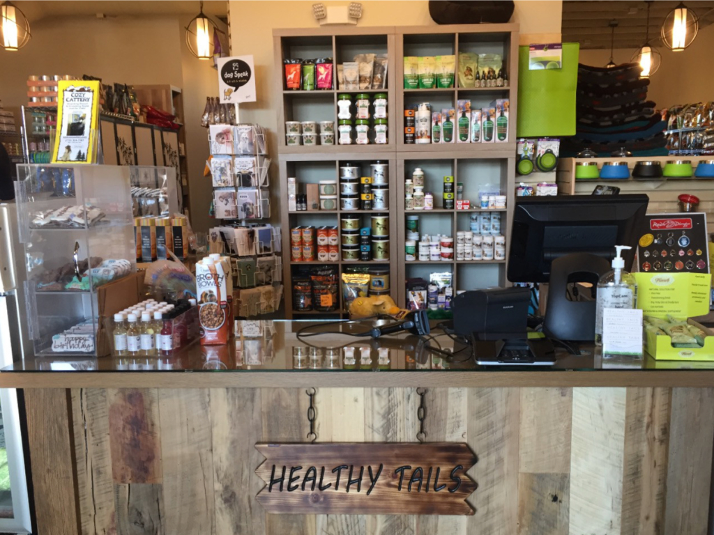 inline image of Healthy Tails store in Reno, Nevada