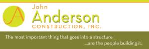logo John Anderson Construction