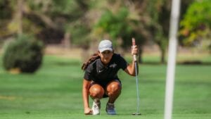 featured image showing Leila, leader and Golf Champion, student at Sage Ridge