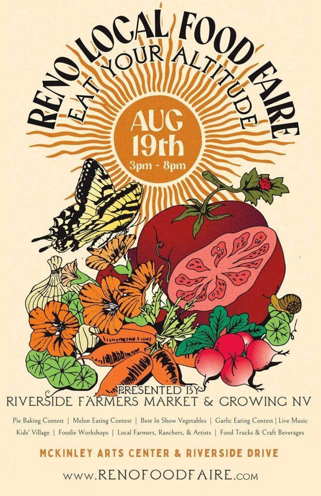 inline image showing the Reno Local Food Faire Flyer